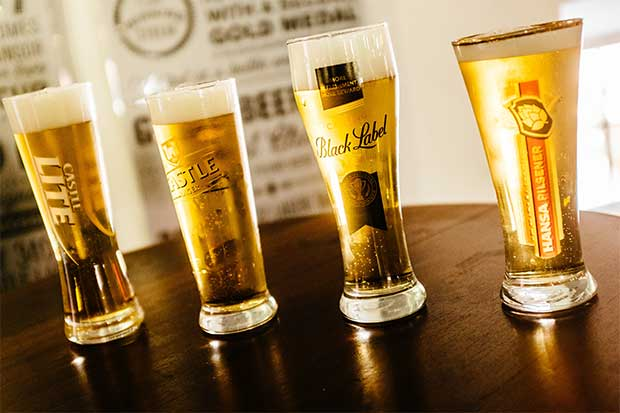 top breweries in south africa